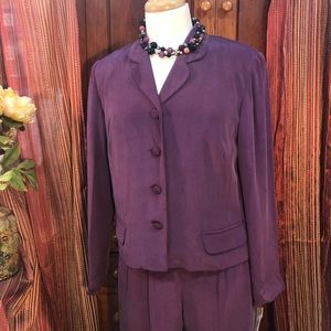 Talbots Petites Two Piece Suit NEW! w/ Tags